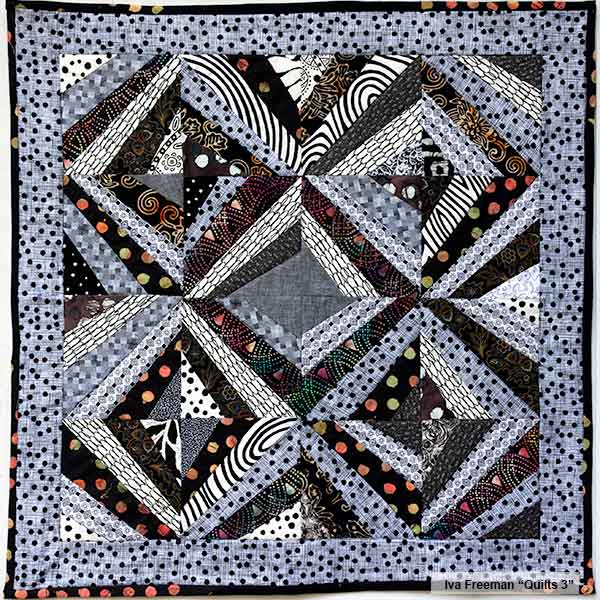 """Quilts 3"" © Iva Freeman"